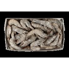 Creveti Intregi Ecuador 30/40 fara glazura