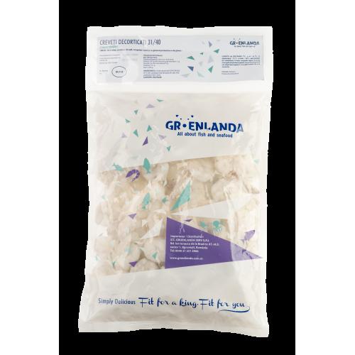 Creveti Decorticati 31/40 1kg Groenlanda