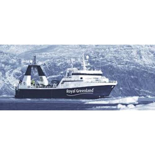 Cod Loins Groenlanda Fara Piele 180gr-220gr 4.5Kg Premium