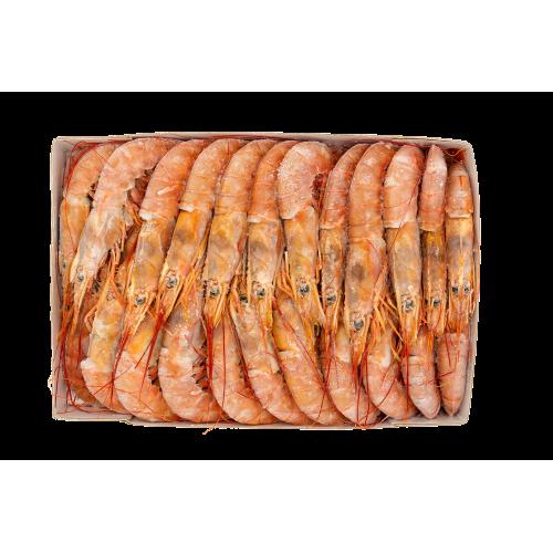 Creveti Rosii Salbatici Argentina L2 2kg