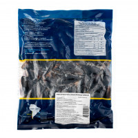 Scoici Intregi Negre Pasteurizate Chile 1kg